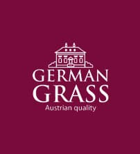 Мягкая пуховая подушка German Grass